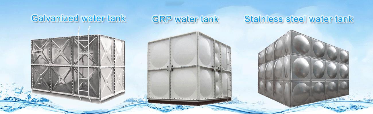 longtime water tank