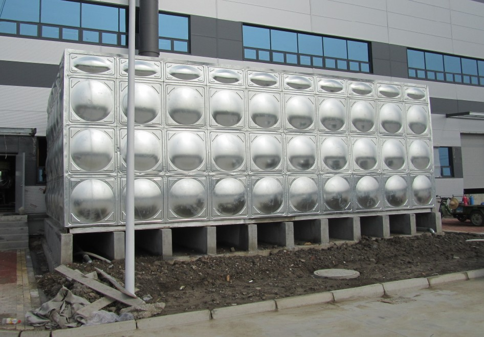Stainless steel welded tank installation instructions