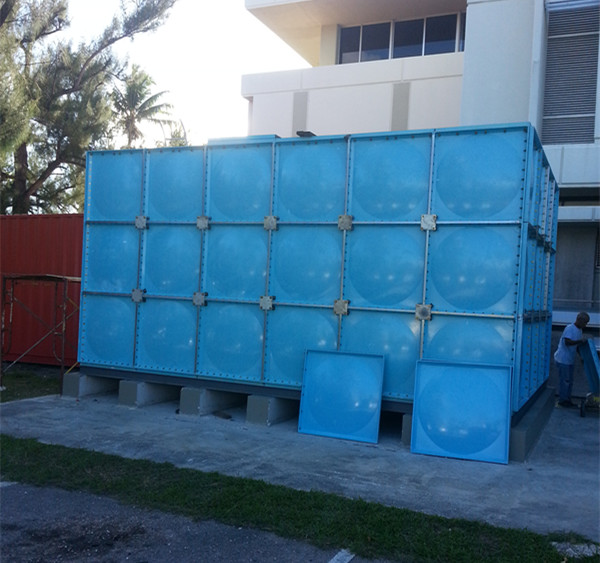 FRP/SMC/GRP water tank