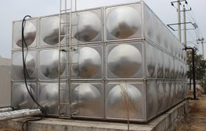 stainless steel water storage tank 1