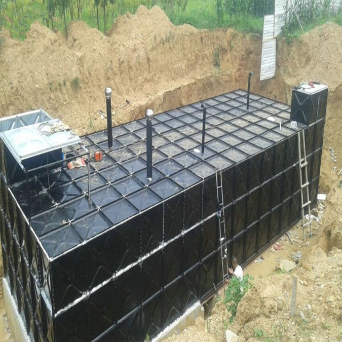 BDF water storage tank underground tank | Water Storage Tanks ...