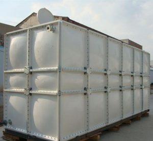 30m3 GRP water tank