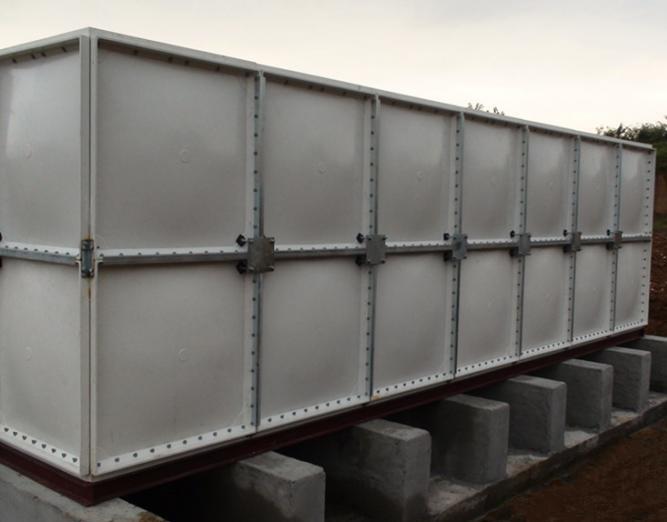 Panel Type Water Tank / Sectional GRP Panel Tank & Panel Type Water Tank / Sectional GRP Panel Tank | Water Storage ...