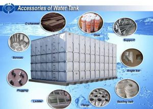 GRP WATER TANK ACCESSORIES