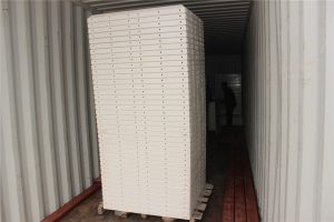 Packing by container