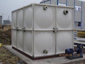 SMC water tank 1