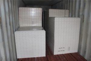 water tank panel shipping