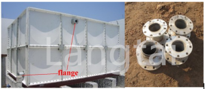 install-the-flanges